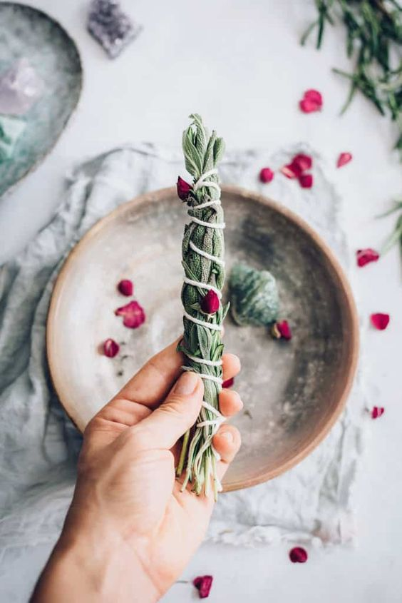How To Make Natural Incense To Energize Your Home