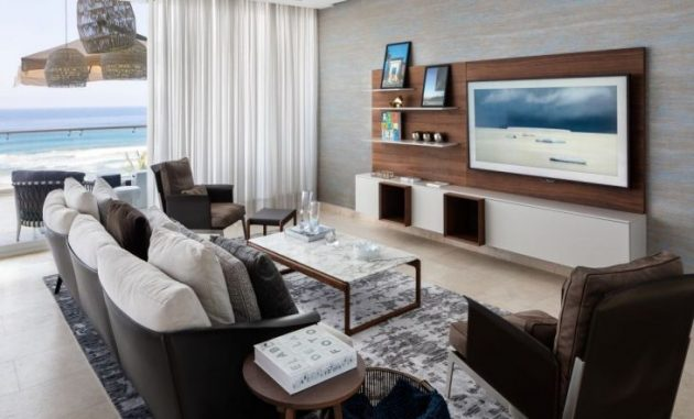 Apartment In Acapulco With Ocean View And Elegance