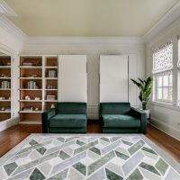 12-Bedroom Yonkers – NY Home Maximized for Guests Using Resource Furniture