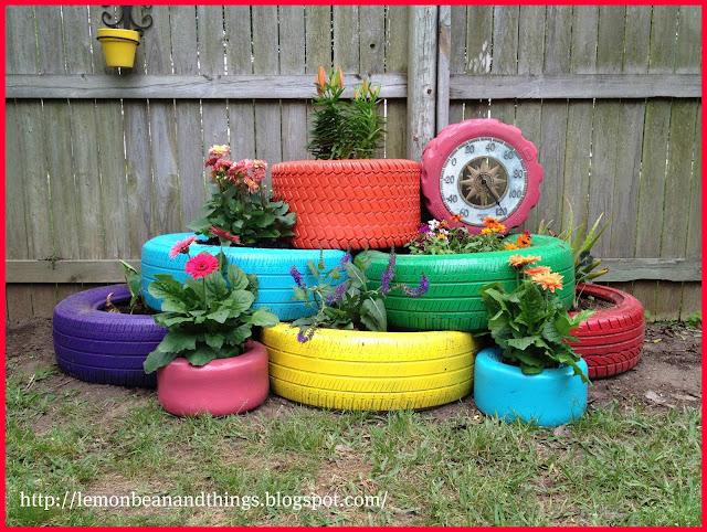 15 Awesome DIY Garden Pots & Planters You'll Enjoy Crafting