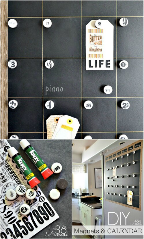 15 Brilliant Magnet Crafts That Will Stick To You