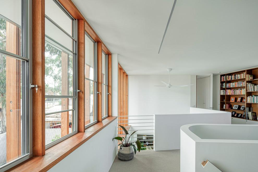 13 Chic Industrial Hallway Designs With Creative Ideas