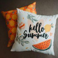15 Eye-Catching Summer Pillow Designs That Refresh