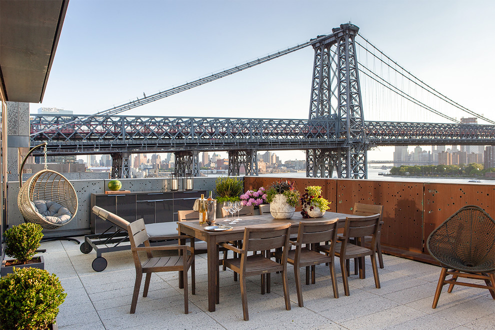 15 Super Cool Industrial Balcony Designs For Any Outdoor Layout