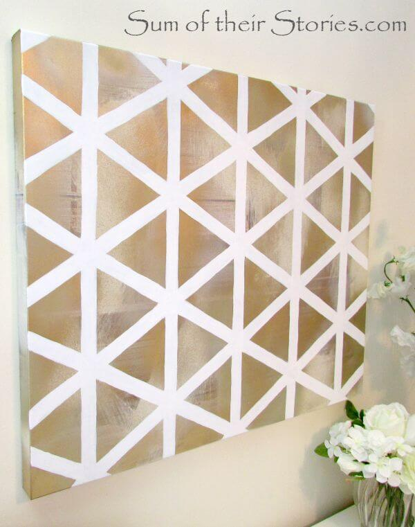 16 Creative DIY Wall Art Ideas You Should Try Making