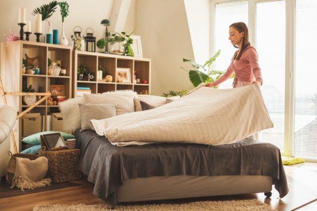 Aspects To Take Into Account To Make A Bedroom Cleaning