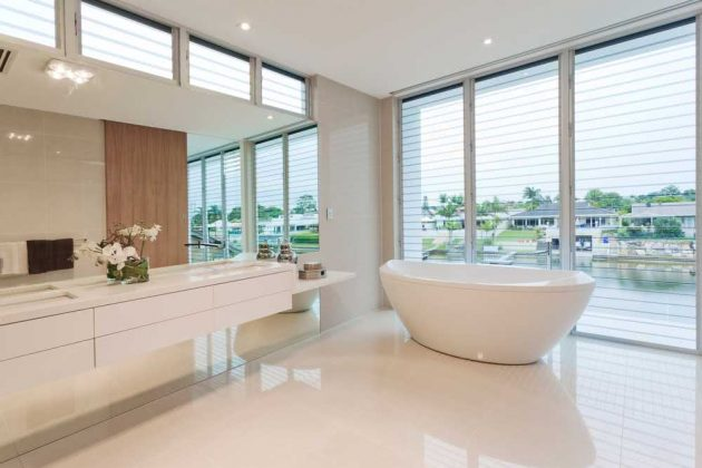 See How To Wash The Bathroom In Easy And Simple Steps