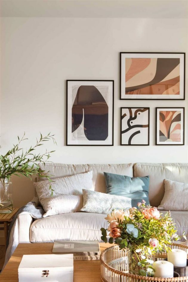 Optical Illusion To Expand Your Living Room With Minimal Efforts