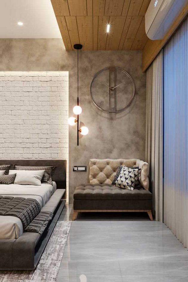 How To Choose The Fitting Bedroom Sofa