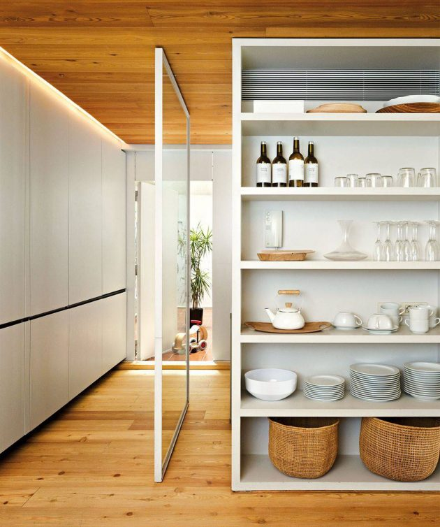 How To Choose The Ideal Kitchen Door?