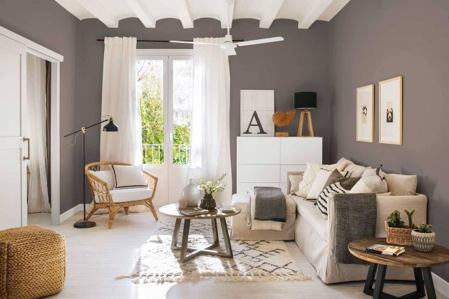 How To Paint A Small Apartment?