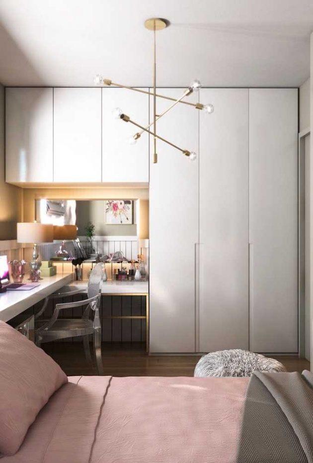 Advantages Of Having A Built-in Closet