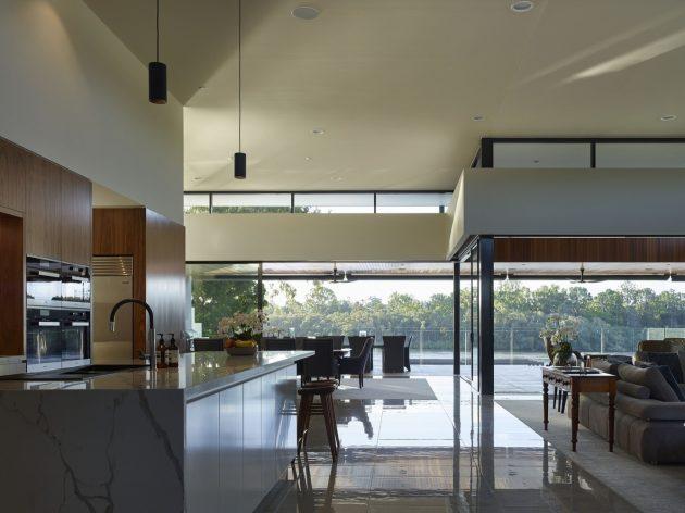 C2 House by Ellivo Architects in Brisbane, Australia