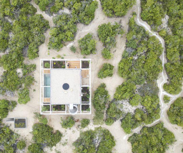 Cosmos House by S-AR in Puerto Escondido, Mexico