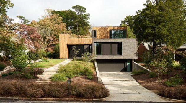 HUUS by In Situ Studio in Raleigh, North Carolina