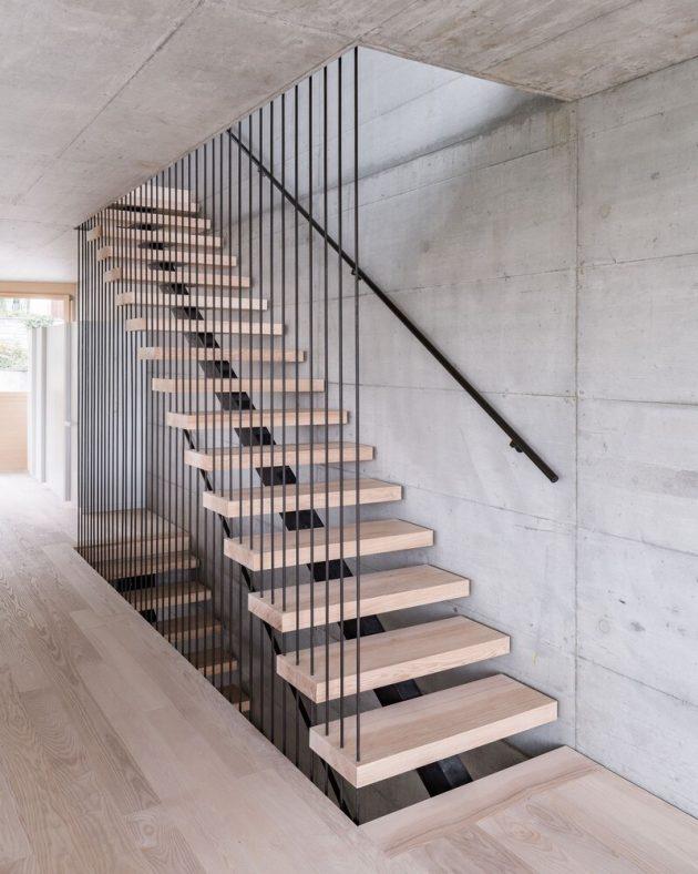 House 42 by HILDEBRAND in Stafa, Switzerland
