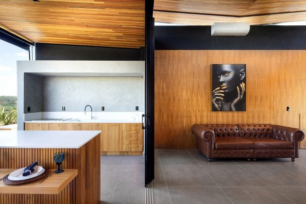 House Villas by Tagua Arquitetura in Brazil