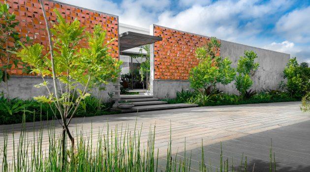Janapriya Residence by Keystone Architects in Bengaluru, India