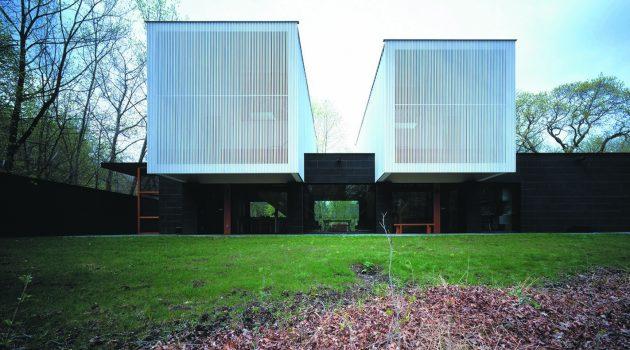Streeter Residence by Salmela Architect in Deephaven, Minnesota