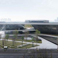 Tianfu Stage – Chengdu Merchants Urban Planning Exhibition Hall in the New District of Tianfu