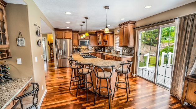 5 Tips On How To Turn Your Spacious Kitchen Into Fall Oasis