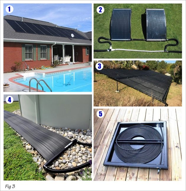 Ways to Heat a Pool Without Impacting Curb Appeal