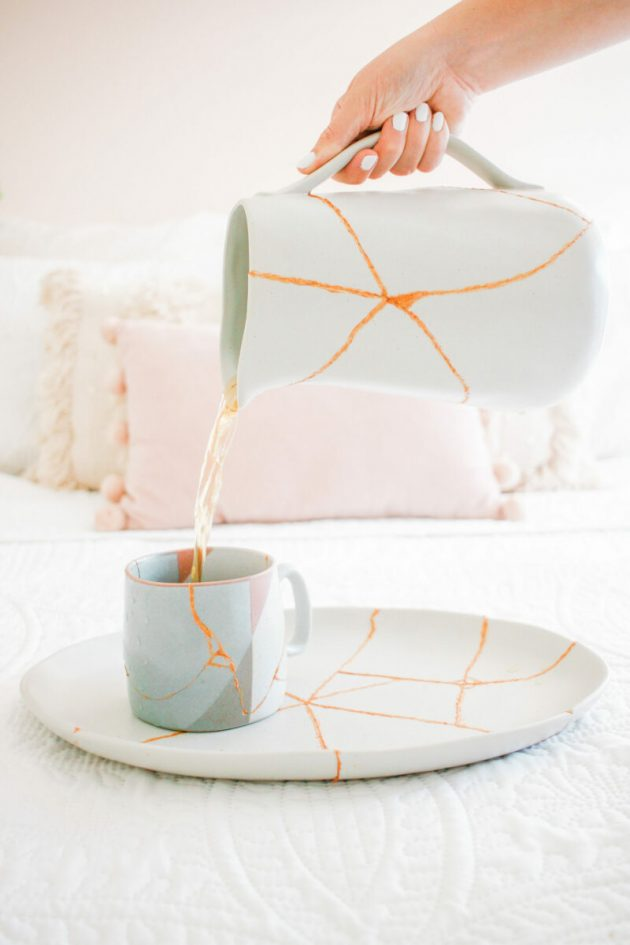 The Art Of Kintsugi Where The Imperfection Is The Ultimate Perfection