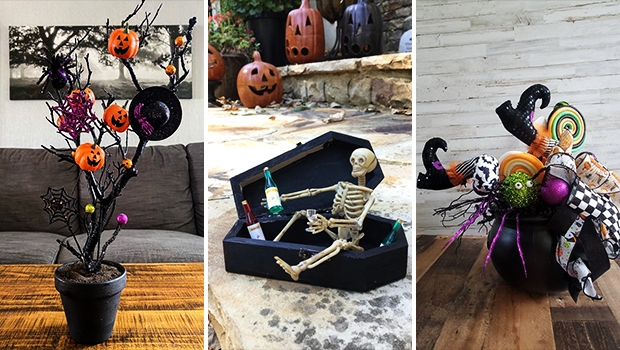 15 Awesome Halloween Centerpiece Designs For Your Table