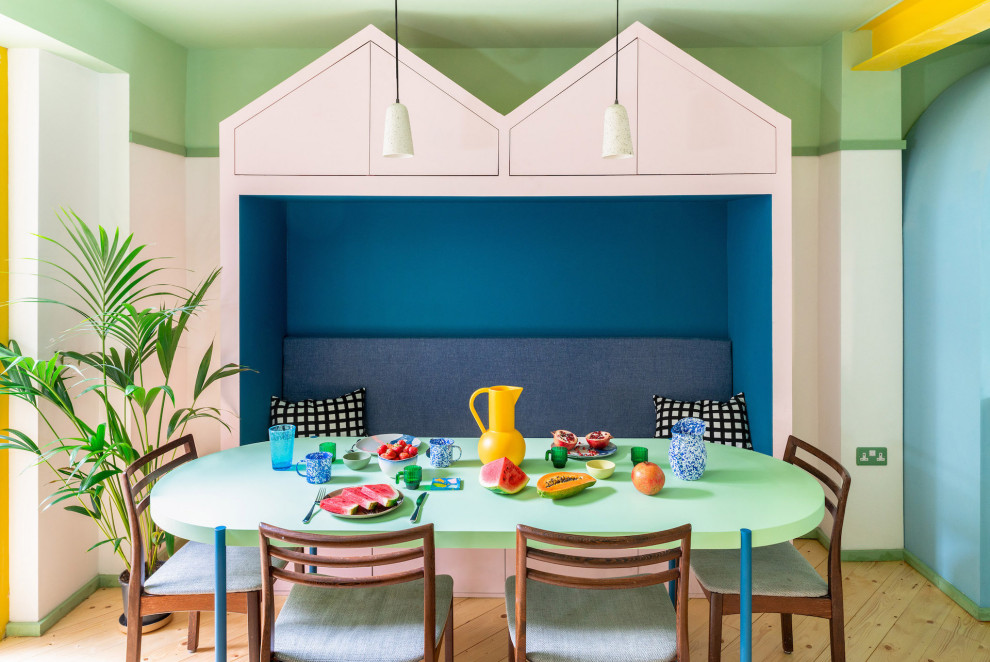 16 Dreamy Eclectic Dining Room Designs You Can't Resist