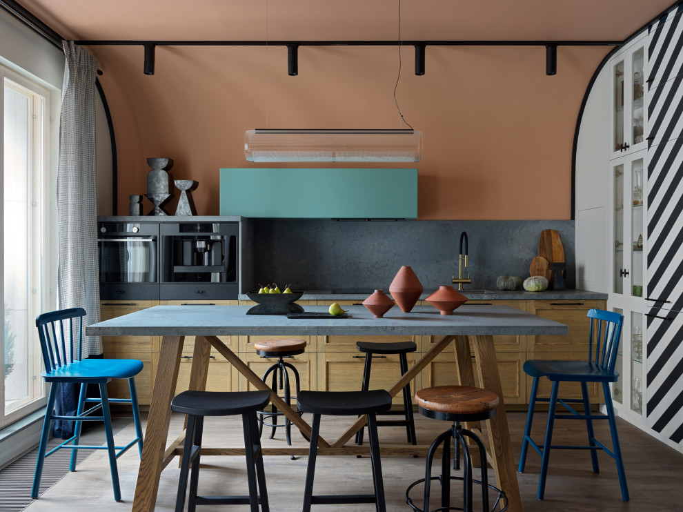 16 Excellent Eclectic Kitchen Designs That Will Mesmerize You