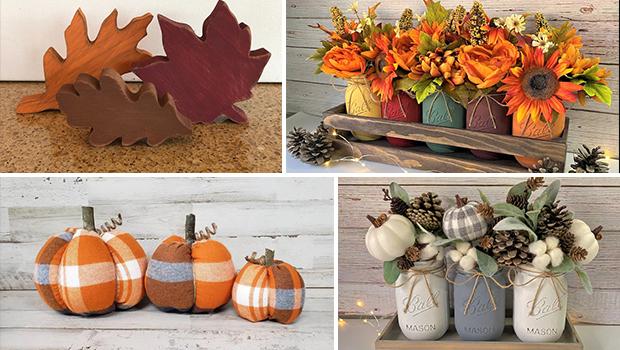 16 Vibrant Fall Table Centerpiece Arrangements You Should Try