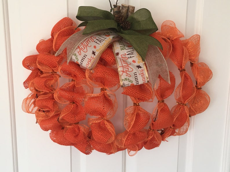 17 Charming Harvest Wreath Designs For The Upcoming Season