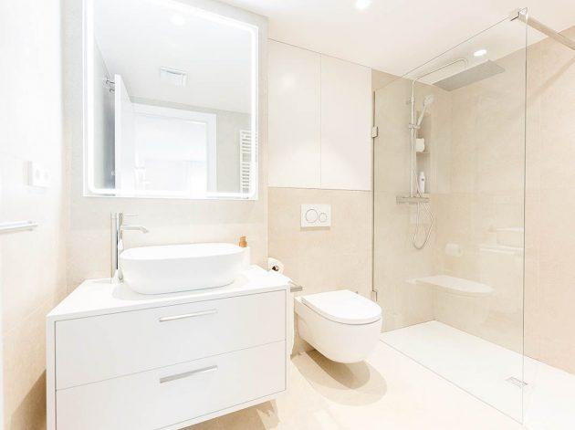 Bright Apartment With Impeccable Interior Design