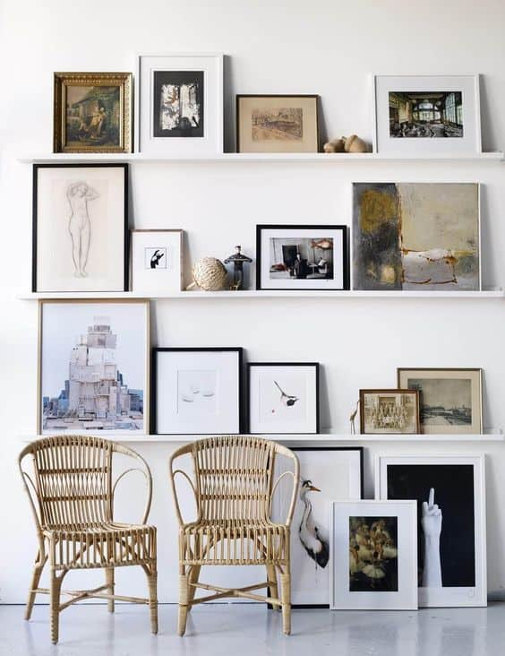 Decorating Ideas On How To Display Your Travel Memories