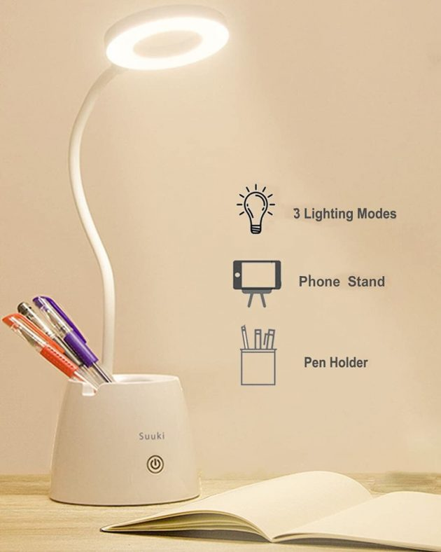 5 Desk Lamps To Illuminate Your Work/Study Table