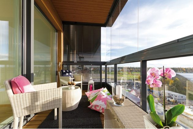 Glass Curtains - The Most Functional And Aesthetic Solution For Your Patios And Terraces Also In Autumn