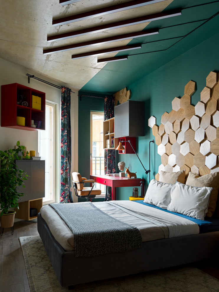 20 Fabulous Eclectic Bedroom Designs That Will Amaze You