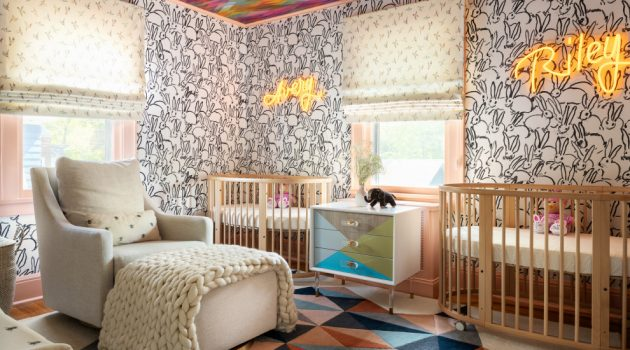 20 Sweet Eclectic Nursery Designs That Bring Out The Boho Charm