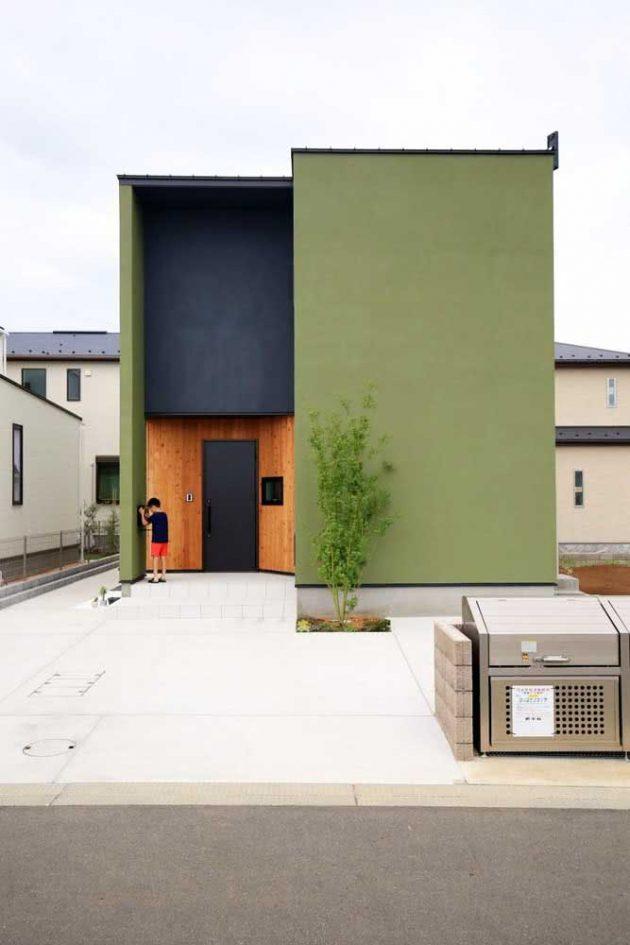 10 Ideas On Modern House Colors