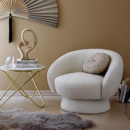 Cozy And Stylish Lounge Chair - Ideal For Your Home