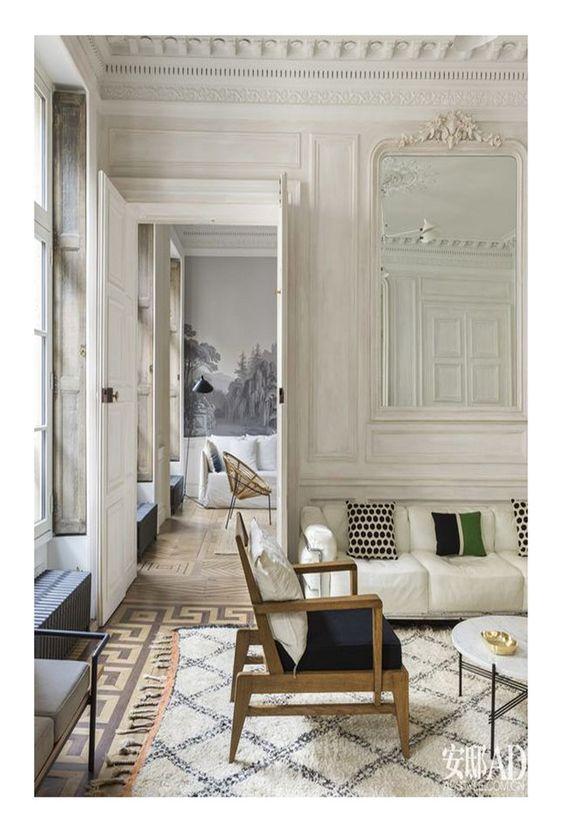What Does A Parisian Apartment Have?