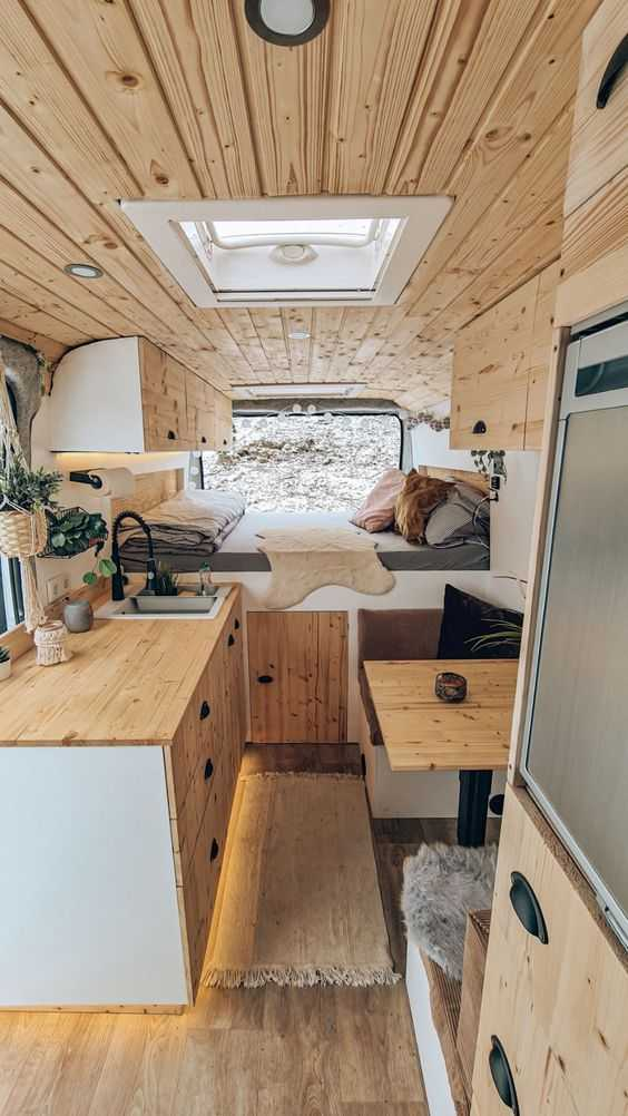 5 Camper Vans Decorated So Well You Want To Live In Them