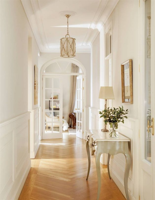 Hallways That Will Spark Your Love For Trim