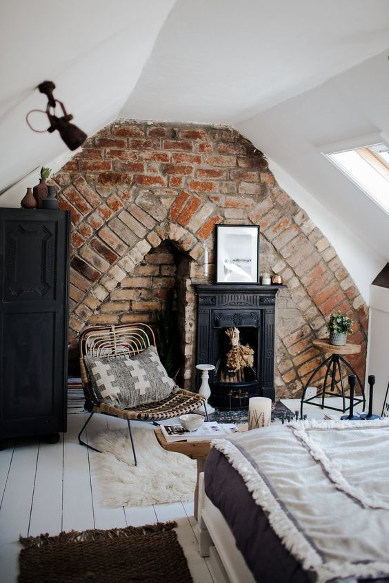 Having A Bedroom In The Countryside