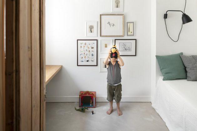 Apartment a+e by El Fil Verd in Barcelona, Spain