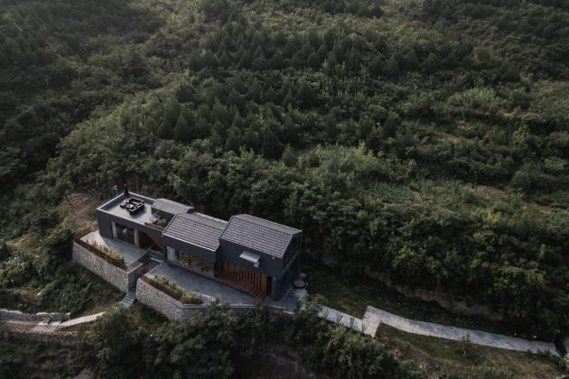 Donghulin Guest House by FON Studio in Beijing, China