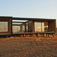 House 222 by Worc Arquitectos in Matanzas, Chile