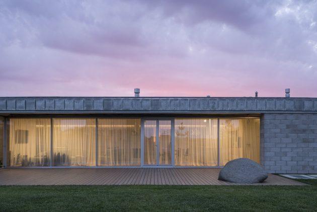 House of Peace in Kaunas by Svirskis Studio in Sakiai, Lithuania