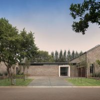 Link House by Strey Architects and Associates in South Africa
