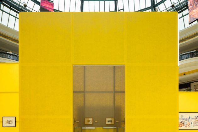 Nadir Afonso Temporary Museum by Diogo Aguiar Studio in Lisbon, Portugal